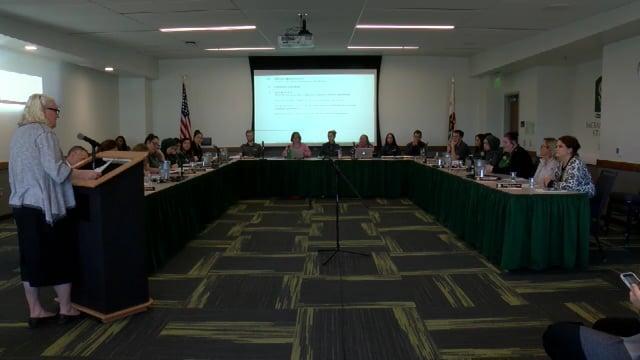 ASI Board Meeting 2-05-2020