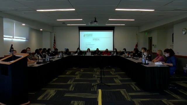 ASI Board Meeting 9-29-2021