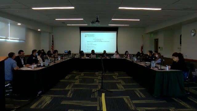 ASI Special Board Meeting 10-6-2021