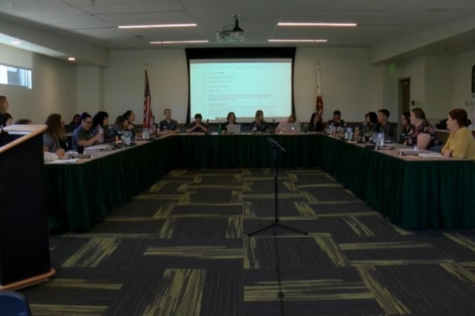 ASI Board Meeting 9-11-2019