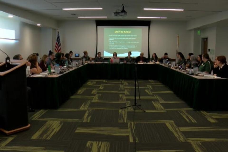 ASI Board Meeting 10-23-2019