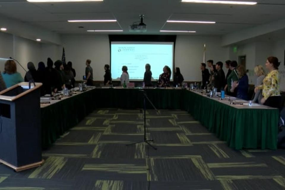 ASI Board Meeting 11-20-2019