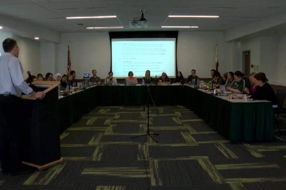 ASI Board Meeting 3-4-2020