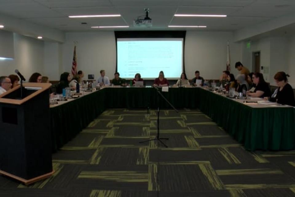ASI Board Meeting 3-11-2020