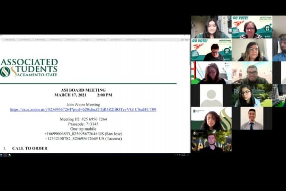 ASI Board Meeting 3-17-2021