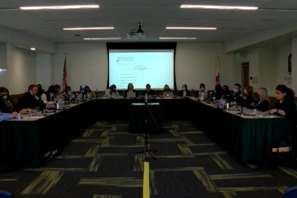 ASI Board Meeting 10-13-2021